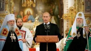 Putin Orthodox