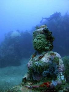 submerged-god-india