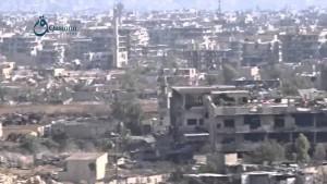 Damascus destruction