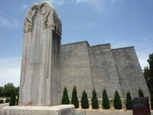 Wu Zetian grave