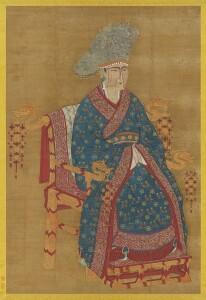 Empress Zhenzong Liu